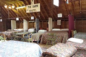 Hiker's hostel in Gorham NH