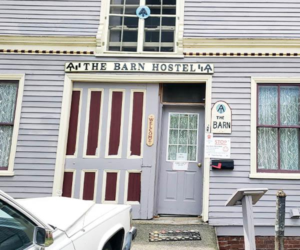 Hiker's Hostel at the Barn Gorham NH