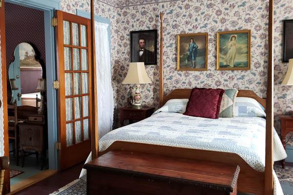 The Libby House Inn Rooms